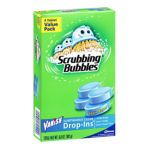 Scrubbing Bubbles - Toilet Bowl Drop Ins Blue 0025700705109  / UPC 025700705109