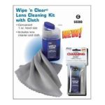 Apothecary Products, Inc. - Wipe 'n Clear Lens Cleaning Kit With Cloth 0025715683089  / UPC 025715683089