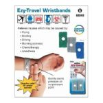 Apothecary Products, Inc. - Ezy Travel Wristbands Drug Free Relief For Motion Sickness 0025715688404  / UPC 025715688404