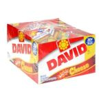 David -  In-shell Sunflower Nacho Packages In 0026200006840