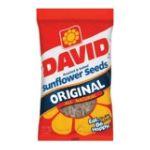 David -  Sunflower Seeds 0026200007106