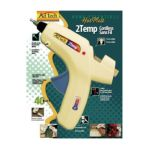 Alvin - Ad Tech 2-temp Full Size Cordless Glue Gun 0026438540390  / UPC 026438540390