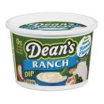 Dean's Foods -  Ranch Dip 0026700129162