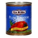 Gia Russa -  Plum Tomatoes 0026825008786
