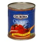 Gia Russa -  Crushed Tomatoes In Puree 0026825009011