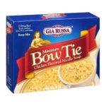 Gia Russa -  Chicken Flavored Noodle Soup Miniature Bow Tie 0026825011090