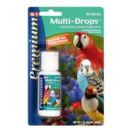 8 In 1 -  Multi-drops High Potency Multivitamins 0026851013129