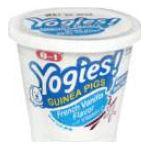 8 In 1 -  Guinea Pigs Yogurt Treat 0026851047261