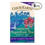 Good Earth - Yumberry Superfruit Tea 0027018099284  / UPC 027018099284