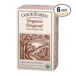 Good Earth - Organic Original Sweet & Spicy Tea 0027018099321  / UPC 027018099321