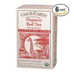 Good Earth - Organic Red Tea 0027018099413  / UPC 027018099413
