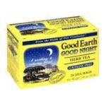 Good Earth - Tea Bags 0027018301431  / UPC 027018301431