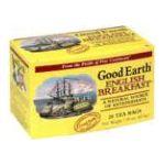 Good Earth - Tea Bags 0027018302827  / UPC 027018302827