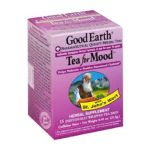 Good Earth - Tea For Mood 0027018302896  / UPC 027018302896