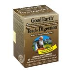 Good Earth - Tea For Digestion 0027018302902  / UPC 027018302902