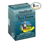 Good Earth - Tea For Tension 0027018302926  / UPC 027018302926