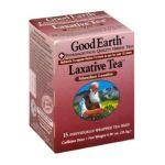 Good Earth - Laxative Tea 0027018302940  / UPC 027018302940