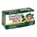 Good Earth - Tea Bags 0027018304029  / UPC 027018304029