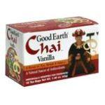 Good Earth - Chai Vanilla 0027018304043  / UPC 027018304043