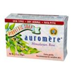 Auromere -  Ayurvedic Bar Soap Himalayan Rose 0027275400069