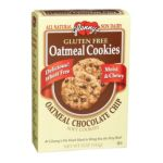 Glenny's -  Foods Gluten Free Oatmeal Chocolate Chip Cookies 0027393001100
