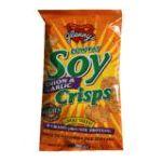 Glenny's -  Soy Crisps Onion & Garlic 0027393009601