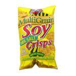 Glenny's -  Soy Crisps Multi-grain Sea Salt 24 Bags 0027393009816