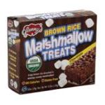 Glenny's -  Brown Rice Marshmallow Treats Chocolate 0027393014216