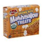 Glenny's -  Brown Rice Marshmallow Treats Peanut Caramel 0027393014223
