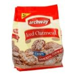 Archway -  Snacking Cookies Home Style Iced Oatmeal 0027500039002