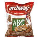 Archway -  Abc Cinnamon Grahams 0027500039033
