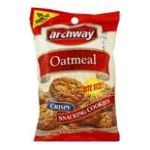Archway -  Crispy Snacking Oatmeal 0027500041333