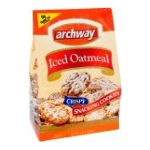 Archway -  Iced Oatmeal Cookies 0027500095152