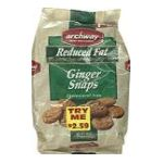 Archway -  Ginger Snaps Cookies 0027500811547