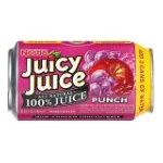 Juicy Juice - 100% Juice 0028000021771  / UPC 028000021771