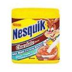 Nesquik - Drink Powder Chocolate 0028000242800  / UPC 028000242800