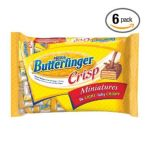 Butterfinger - Wafers And Butterfinger Candy Creme 0028000258870  / UPC 028000258870
