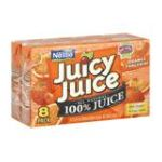 Juicy Juice - 100% Juice Orange Tangerine 0028000258955  / UPC 028000258955