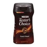 Nescafé - Taster's Choice Instant Coffee Gourmet Roast French Roast 0028000304508  / UPC 028000304508