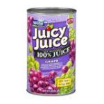 Juicy Juice - 100% Juice Grape 0028000392000  / UPC 028000392000