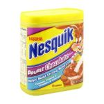 Nesquik - Double Chocolate Canisters 0028000611026  / UPC 028000611026
