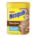 Nesquik - Drink Powder Chocolate 0028000679903  / UPC 028000679903