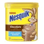 Nesquik - Drink Powder Chocolate 0028000680909  / UPC 028000680909