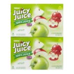 Juicy Juice - 100% Juice Apple 0028000852368  / UPC 028000852368