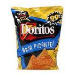 Doritos - Tortilla Chips Baja Picante 0028400001168  / UPC 028400001168