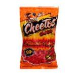 Cheetos - Cheese Flavored Snacks 0028400002004  / UPC 028400002004