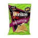 Doritos - Tortilla Chips Sonic Sour Cream 0028400002028  / UPC 028400002028