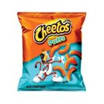 Cheetos - Cheese Flavored Snacks Baked Puffs 0028400002561  / UPC 028400002561