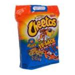 Cheetos - Cheese Flavored Snacks 0028400006040  / UPC 028400006040