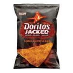 Doritos - Jacked Smoky Chipotle Bbq 0028400009546  / UPC 028400009546